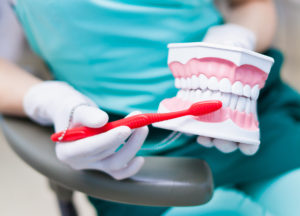 Your Midlothian dentist knows healthy gums are the foundation for good oral health.
